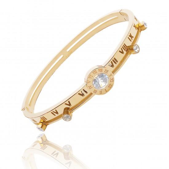 Women's Steel Bracelet 6877
