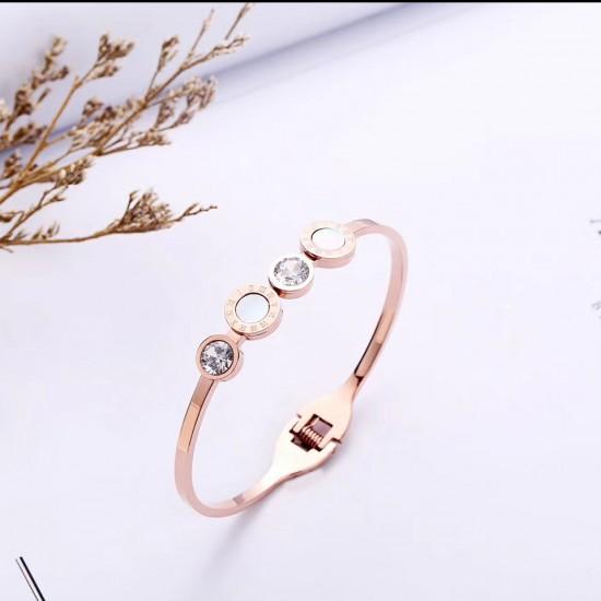 Women's Steel Bracelet 6881