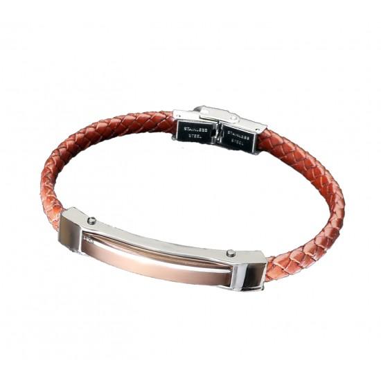Strap Steel Bracelet 7207