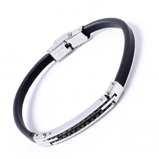 Strap Steel Bracelet 7216