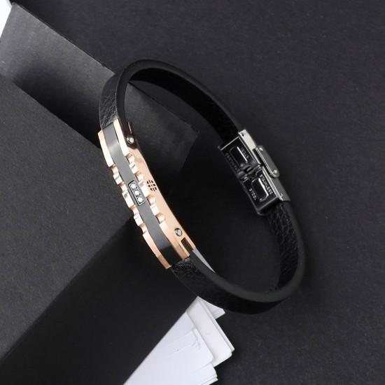 Strap Steel Bracelet 7234