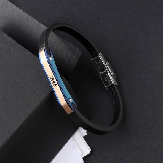 Strap Steel Bracelet 7237