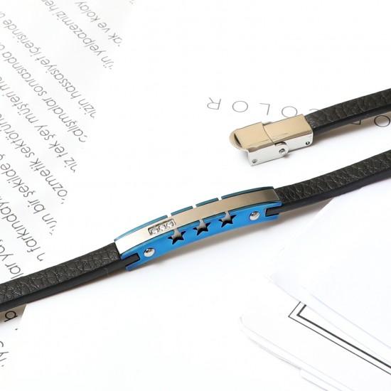 Strap Steel Bracelet 7241