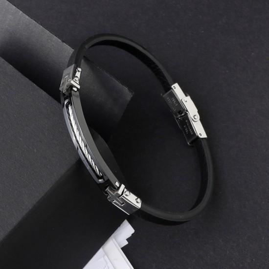 Strap Steel Bracelet 7243