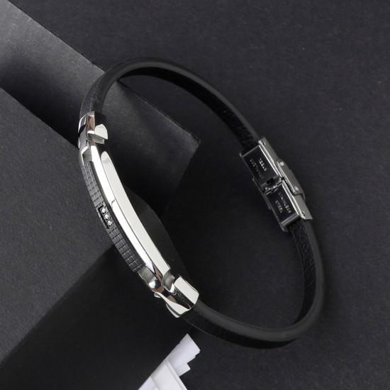 Strap Steel Bracelet 7247