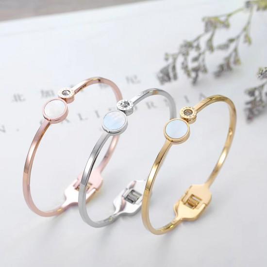 Women's Steel Bracelet 6897