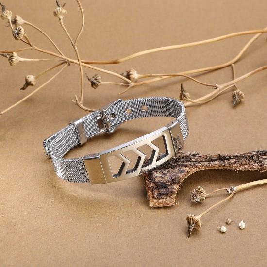 Full Steel Bracelet 6086