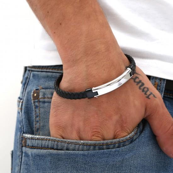 Strap Steel Bracelet 7219