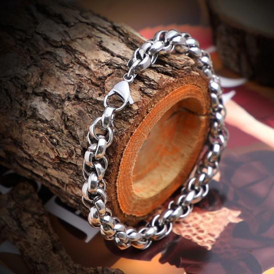 Steel Chain Bracelet 9435