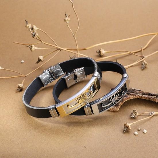 Strap Steel Bracelet 466