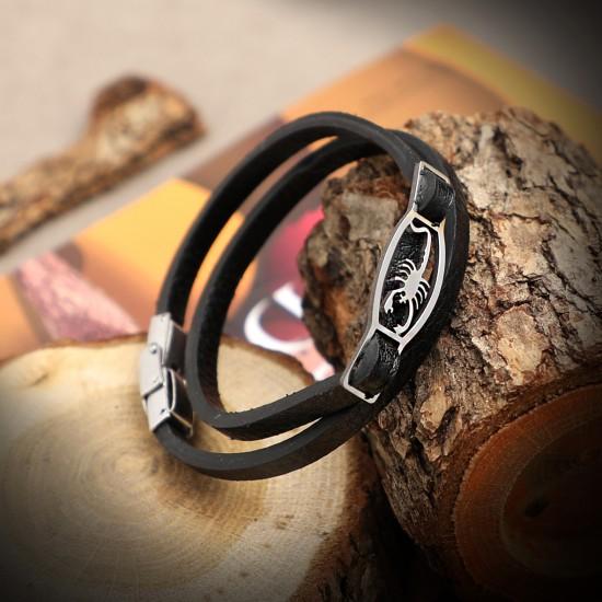 Strap Steel Bracelet 5218