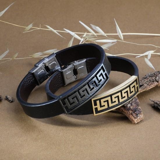 Strap Steel Bracelet 6037