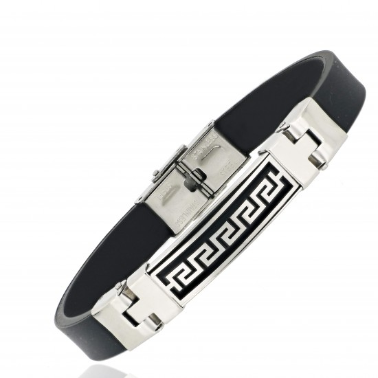 Strap Steel Bracelet 8594