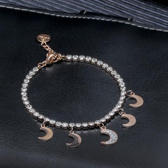 Women's Steel Bracelet 8443