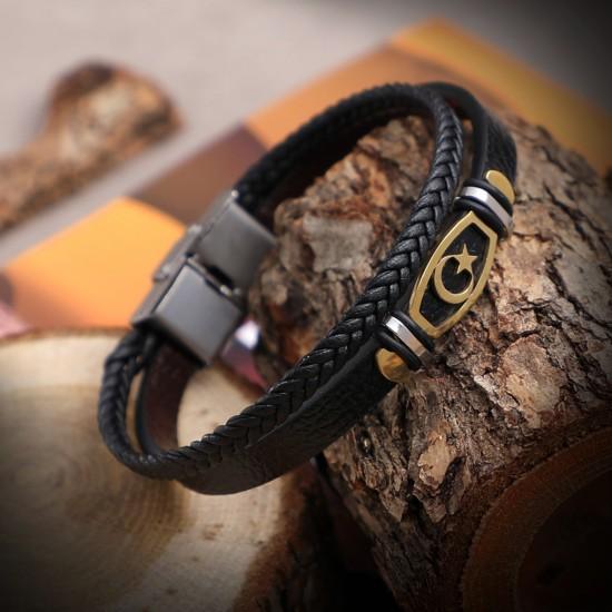 Strap Steel Bracelet 5184