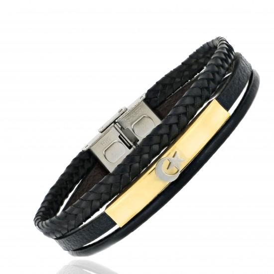 Strap Steel Bracelet 8679