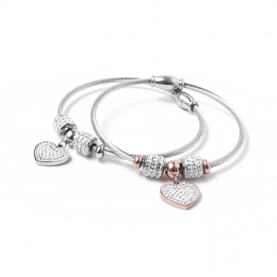 Women's Steel Bracelet 6908