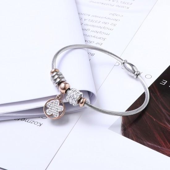 Women's Steel Bracelet 6910
