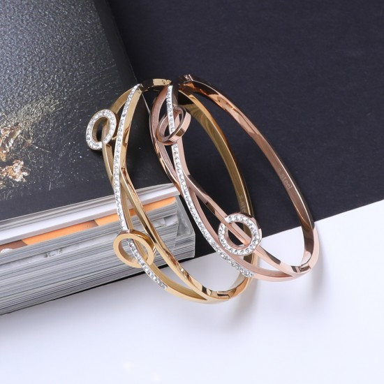 Women's Steel Bracelet 7172