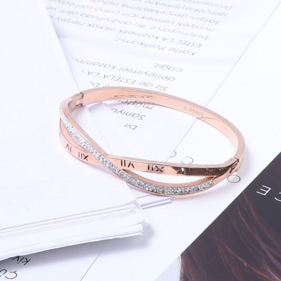 Women's Steel Bracelet 7173