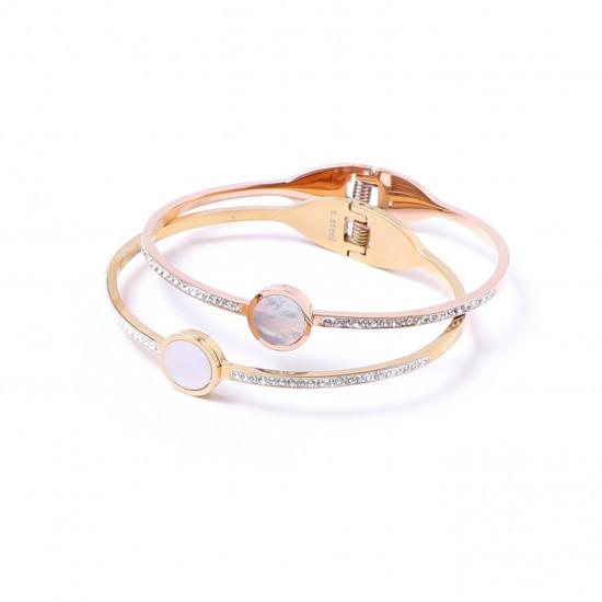 Women's Steel Bracelet 7175