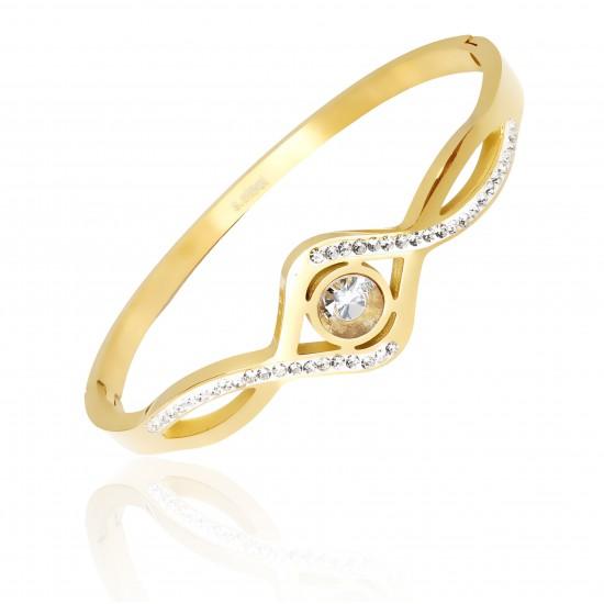 Women's Steel Bracelet 7177