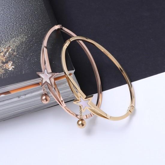 Women's Steel Bracelet 7178