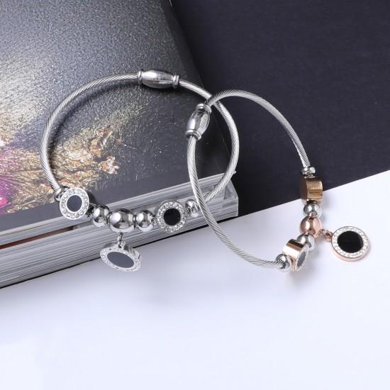Women's Steel Bracelet 7250