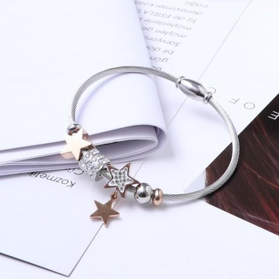 Women's Steel Bracelet 7251