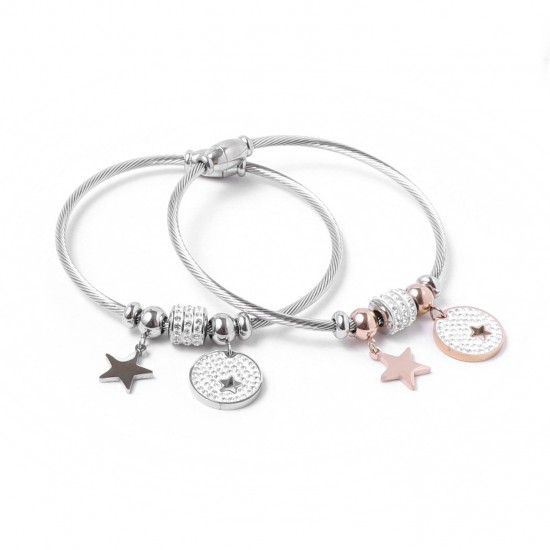 Women's Steel Bracelet 7576