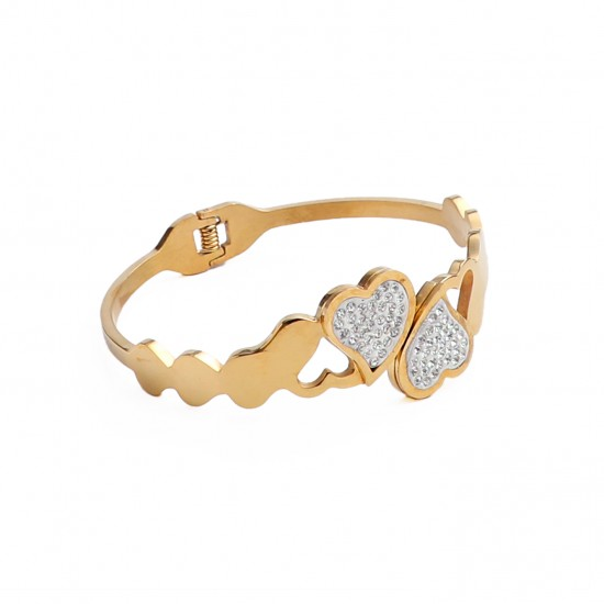 Women's Steel Bracelet 8929
