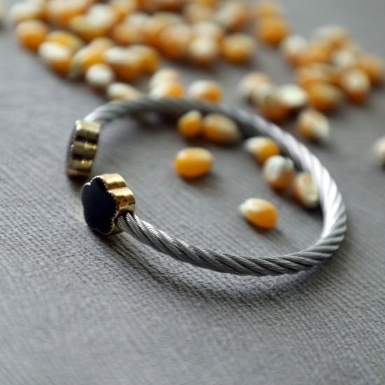 Women's Steel Bracelet 8931