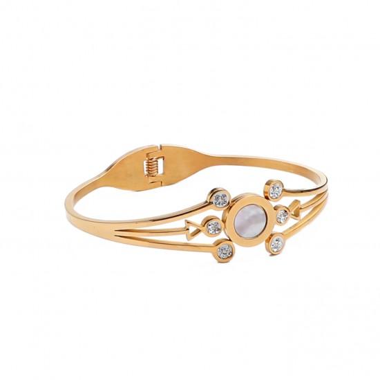 Women's Steel Bracelet 8939