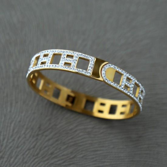 Women's Steel Bracelet 8940