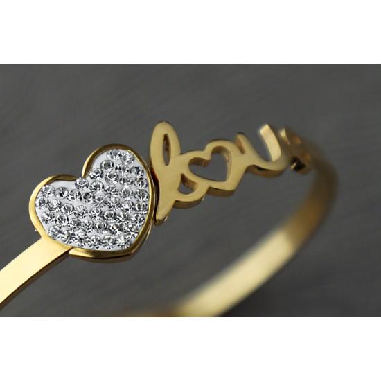 Women's Steel Bracelet 8941