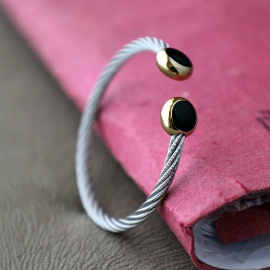 Women's Steel Bracelet 8944