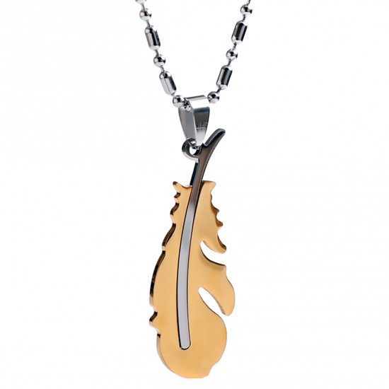 Women Steel Necklace 164