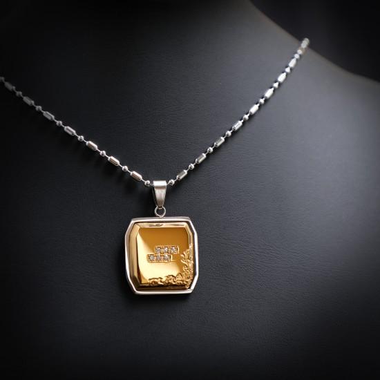 Women Steel Necklace 167
