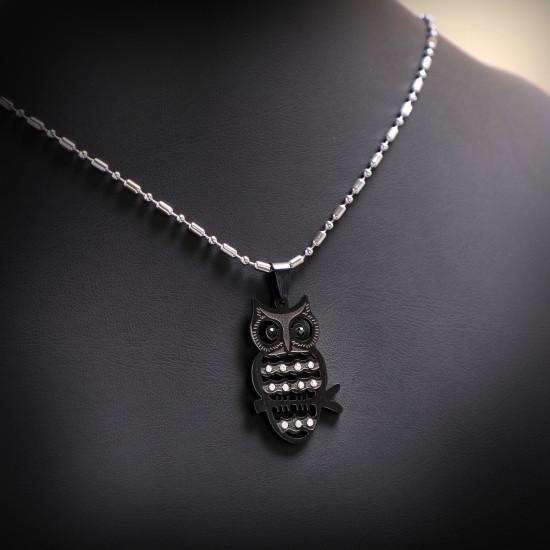 Women Steel Necklace 173