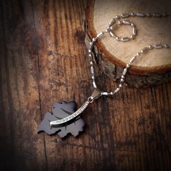 Women Steel Necklace 176