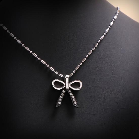 Women Steel Necklace 188
