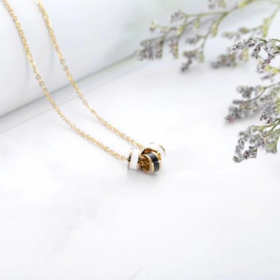Women Steel Necklace 4879