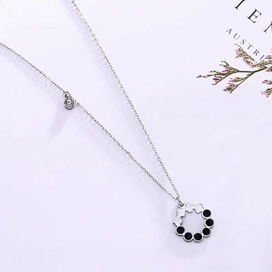 Women Steel Necklace 6967