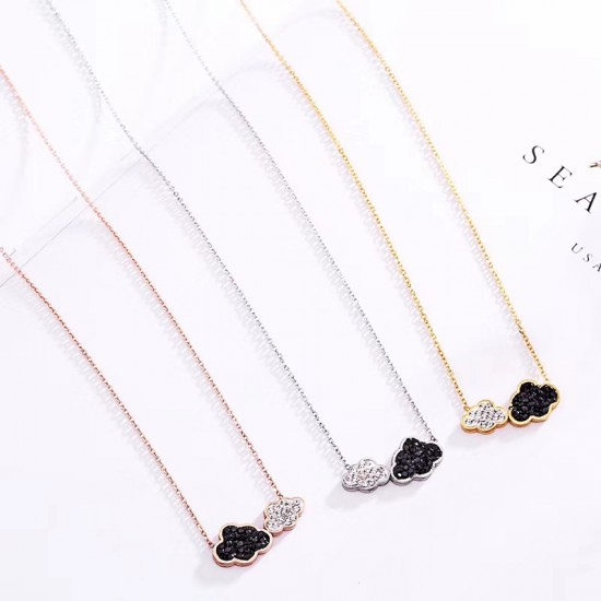 Women Steel Necklace 4801