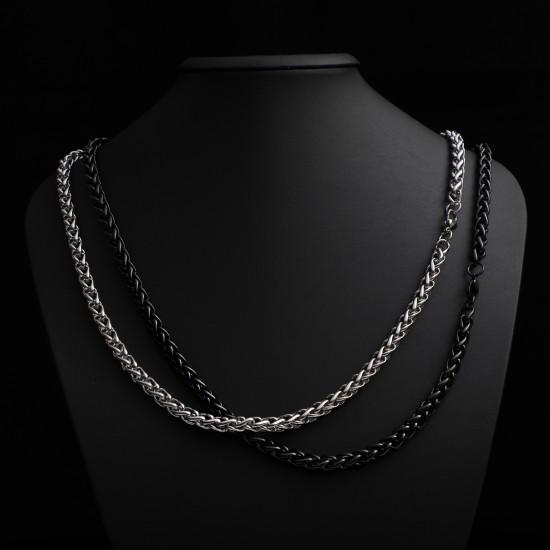 Unisex Steel Necklace 4711