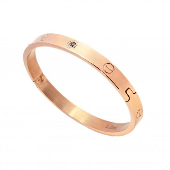 Women's Steel Bracelet 9146