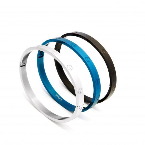 Women's Steel Bracelet 8409