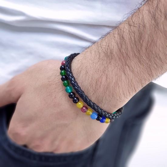 Natural Stone Bracelets 9359