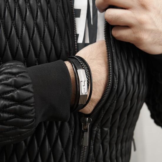 Strap Steel Bracelet 8335