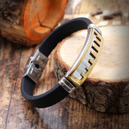 Strap Steel Bracelet 10